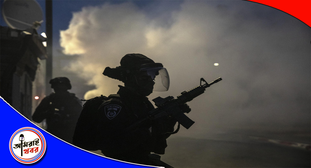 As Violence Escalates 40 Lose Their Lives In Gaza And Israel