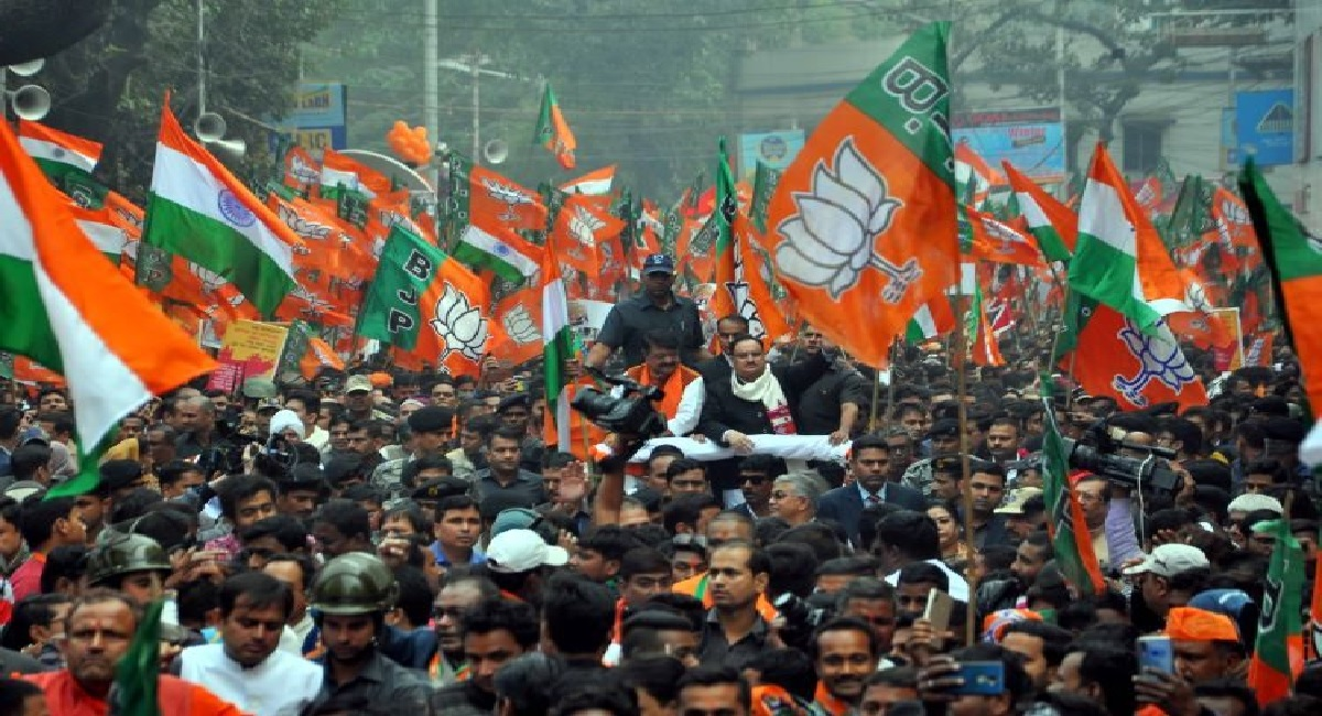 Kolkata Police Registers Case Against BJP Workers For Protesting In Front Of Mamata Banerjee's Residence